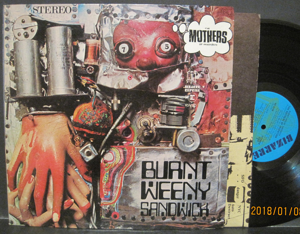 Mothers of Invention - Burnt Weeny Sandwich