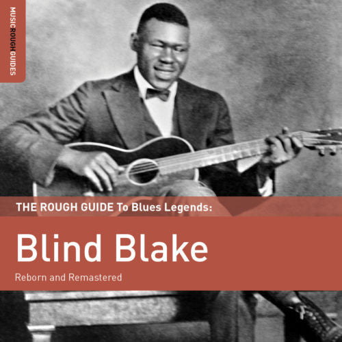 Blind Blake - Rough Guide to Blind Blake w/ download