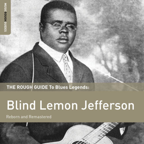 Blind Lemon Jefferson - Rough Guide to ... w/ download