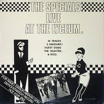 The Specials - Live at the Lyceum 1979 - import