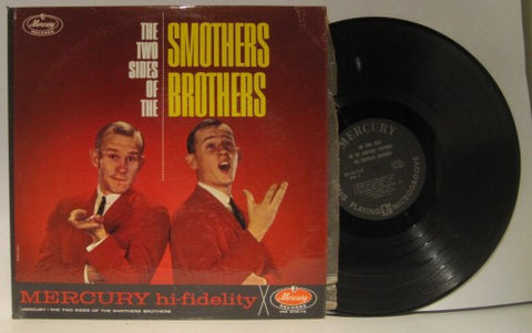 Smothers Brothers - The Two Sides of the