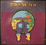 "The Who ""Meaty Beaty Big and Bouncy"""