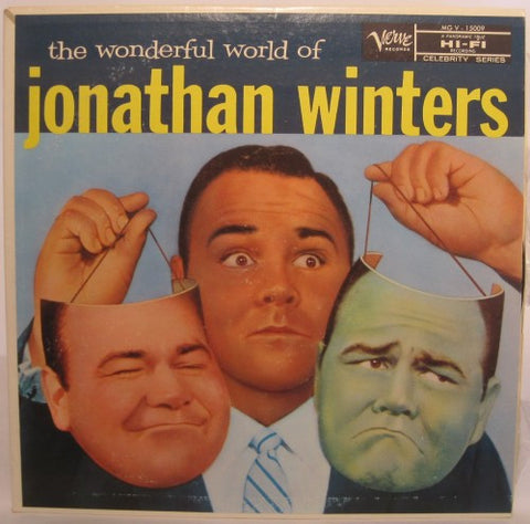 Jonathan Winters - The Wonderful World of