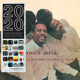 Thelonious Monk - Brilliant Corners - 180g import on colored vinyl 20/20 series