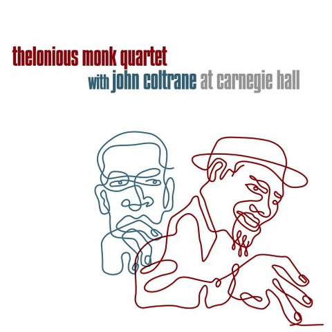 Thelonious Monk - Quartet with John Coltrane - Live at Carnegie Hall 2 LP