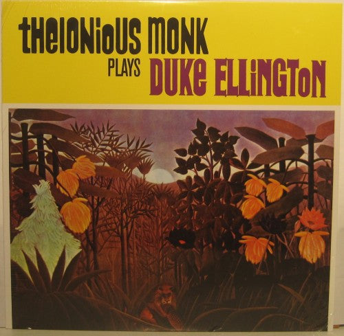Thelonious Monk - Plays Duke Ellington 180g