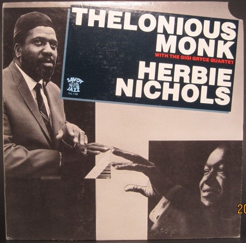 Thelonious Monk - With Herbie Nichols