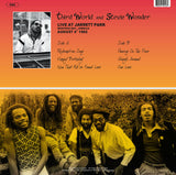 Stevie Wonder and Third World - Live in Jamaica 1982 - import 180g