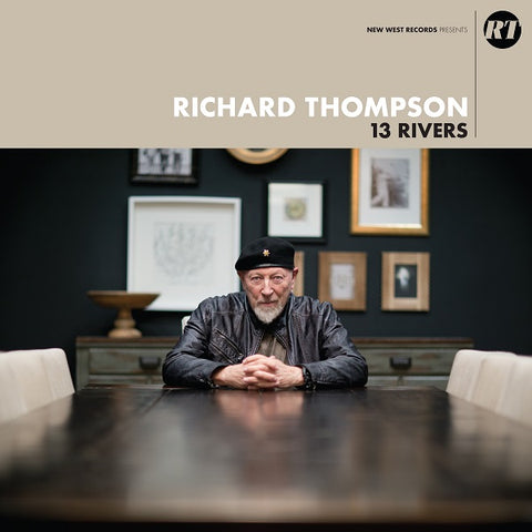 Richard Thompson - 13 Rivers - 2 LP set w/ gatefold