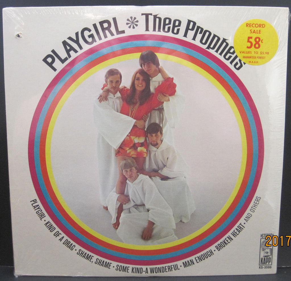 Three Prophets - Playgirl
