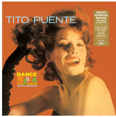 Tito Puente - Dance Mania - 180g import LP with gatefold