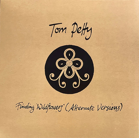 Tom Petty - Finding Wildflowers (Alternate Versions) 2 LP - LTD GOLD vinyl