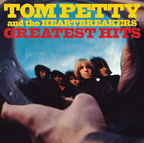 Tom Petty & The Heartbreakers - 2 LP greatest Hits 18 tracks!