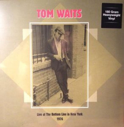 Tom Waits - Live at The Bottom Line NYC