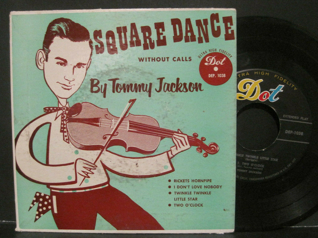 Tommy Jackson - Square Dance Without Calls