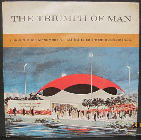 Triumph of Man as Presented at The New York World's Fair 1964-65