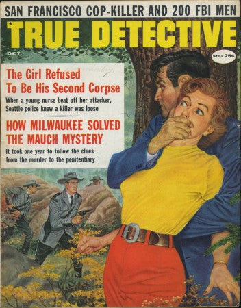 True Detective - Oct 1959/ San Francisco Cop Killer