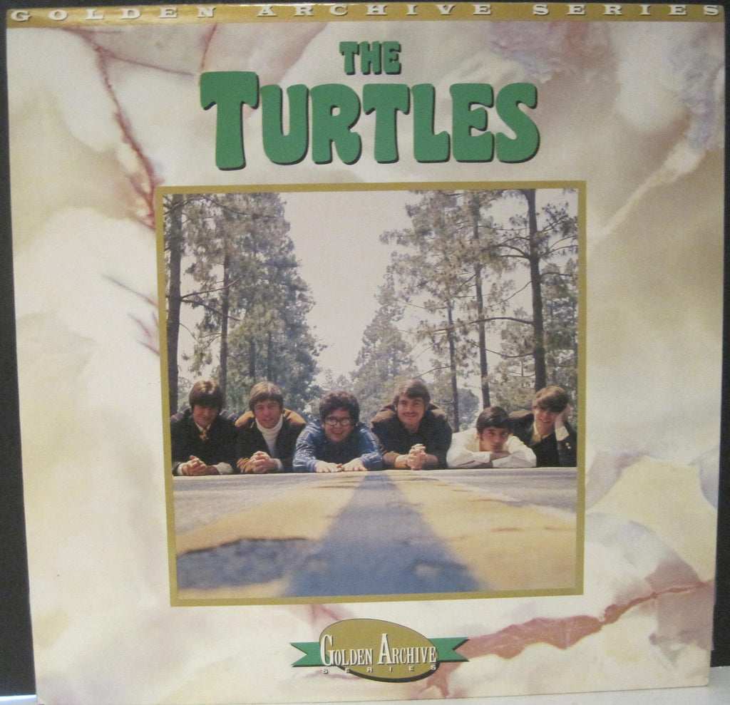Turtles - Golden Archive Series