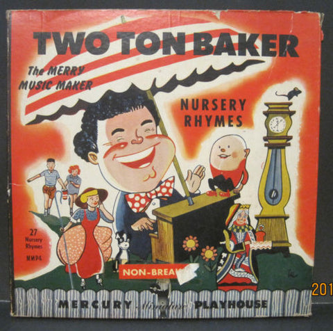 Two Ton Baker - Nursery Rhymes