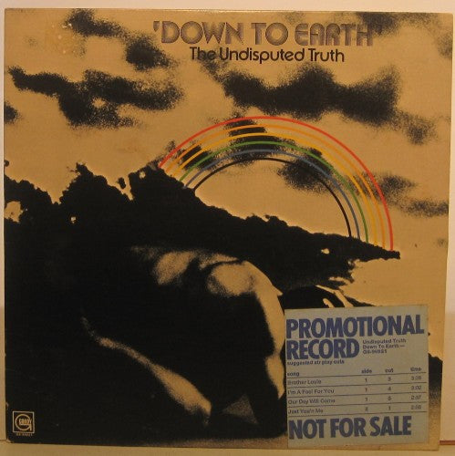 Undisputed Truth - Down to Earth PROMO