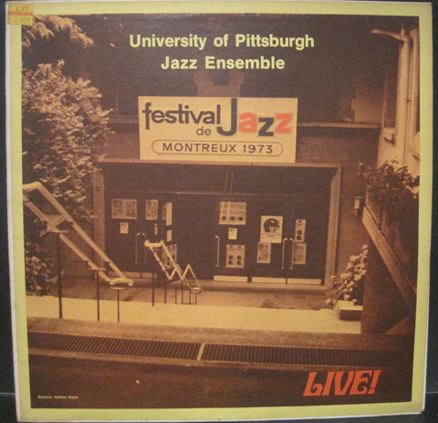 University of Pittsburgh Jazz Ensemble Live in Montreux 1973