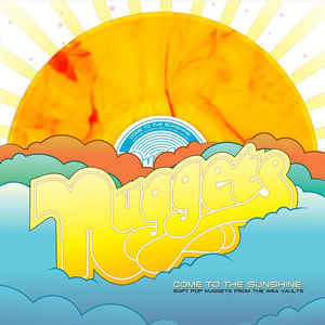 Various Artists - Nuggets - Come to the Sunshine - 2 LP set on limited Colored Vinyl