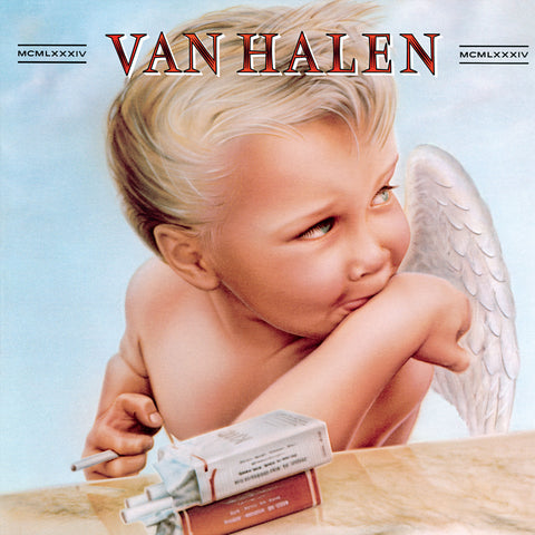 Van Halen - 1984 30th Anniversary edition 180g