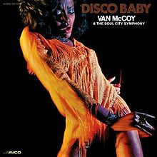 Van McCoy - Disco Baby SEALED