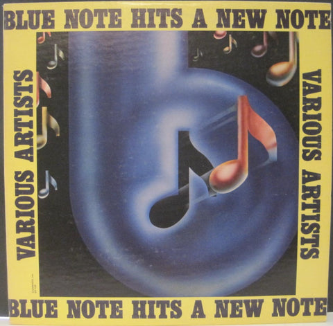 Various Artists - Blue Note Hits a New Note