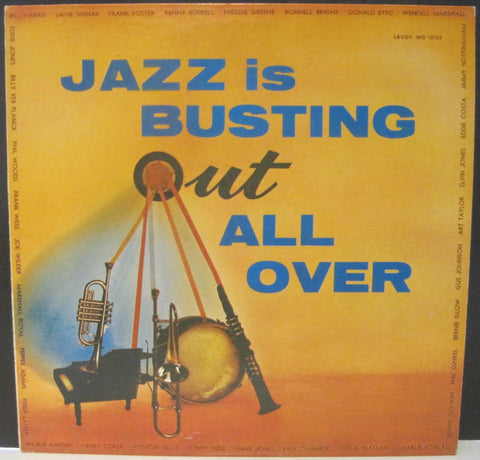 Various - Jazz is Busting Out All Over