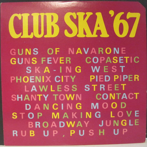 Various Artists - Club Ska '67