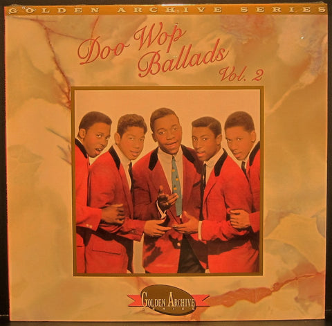 Various Artists - Doo Wop Ballads Vol. 2