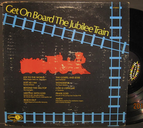 Various Artists - Get on Board The Jubilee Train