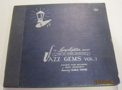 Charlie Ventura (Venturo) - The Lamplighter Presents Jazz Gems Vol. 1