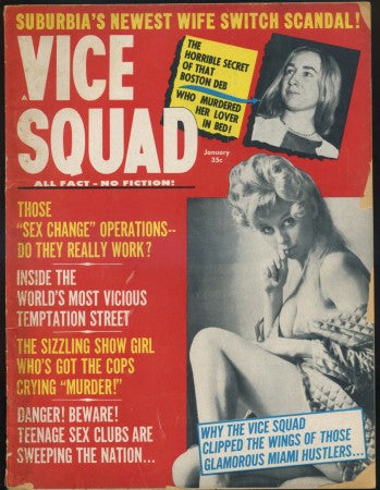 Vice Squad - Jan 1964