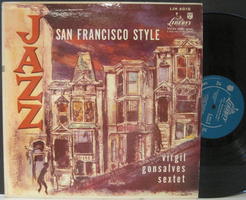 Virgil Gonsalves Sextet - Jazz...San Francisco Style
