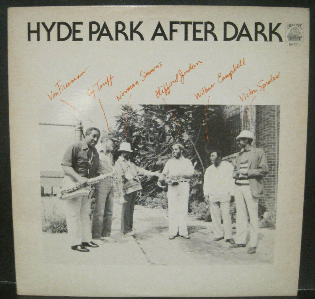 Von Freeman - Hyde Park After Dark