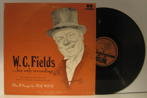 W.C. Fields - His Only Recordings