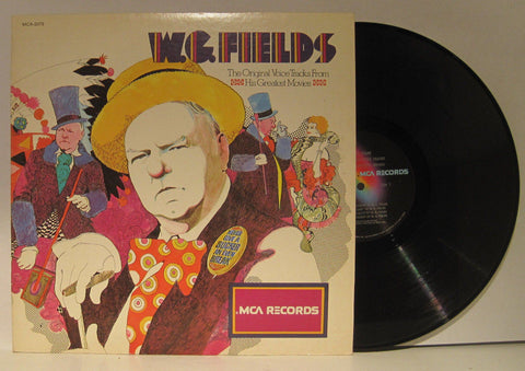 W.C. Fields - Original Voice Tracks from His Greatest Movies