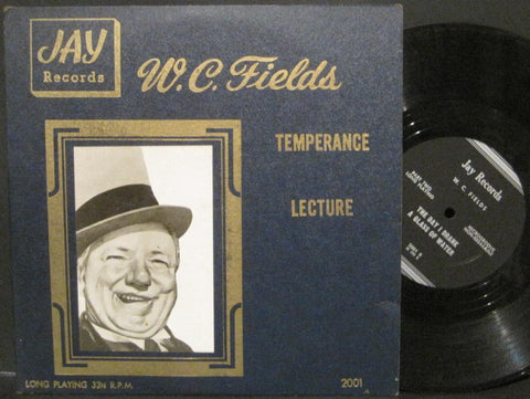 W. C. Fields - Temperance Lecture 10""