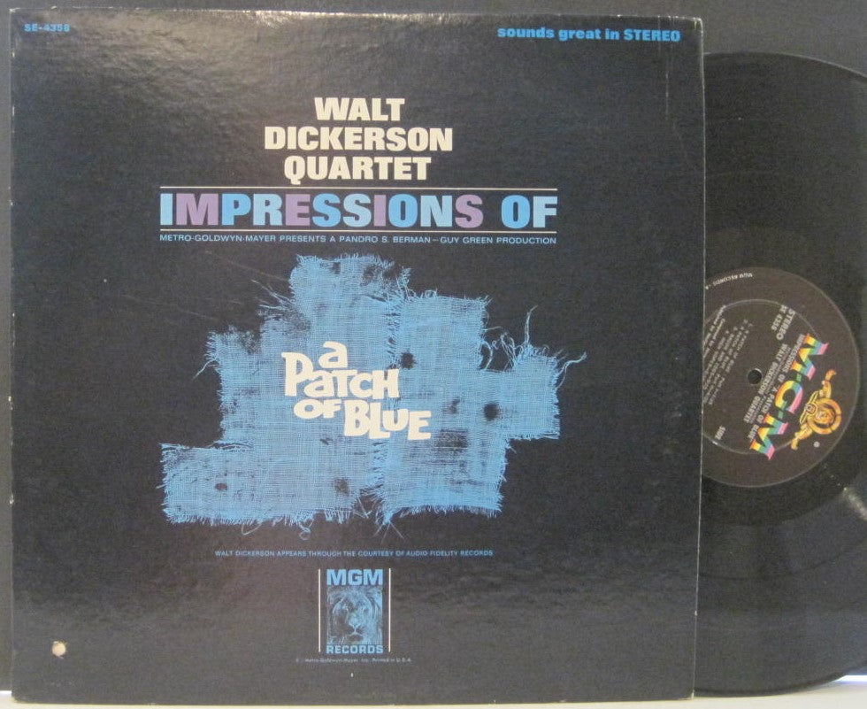 Walt Dickerson Quartet with Sun Ra - Impressions of A Patch of Blue