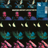 Weather Report - Live in Tokyo 1972 - 180g Speaker's Corner 2 LP