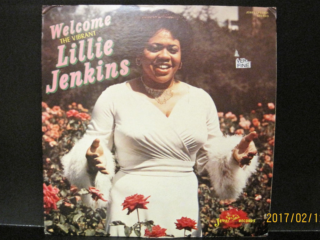 Lillie Jenkins - Welcome The Vibrant Lillie Jenkins
