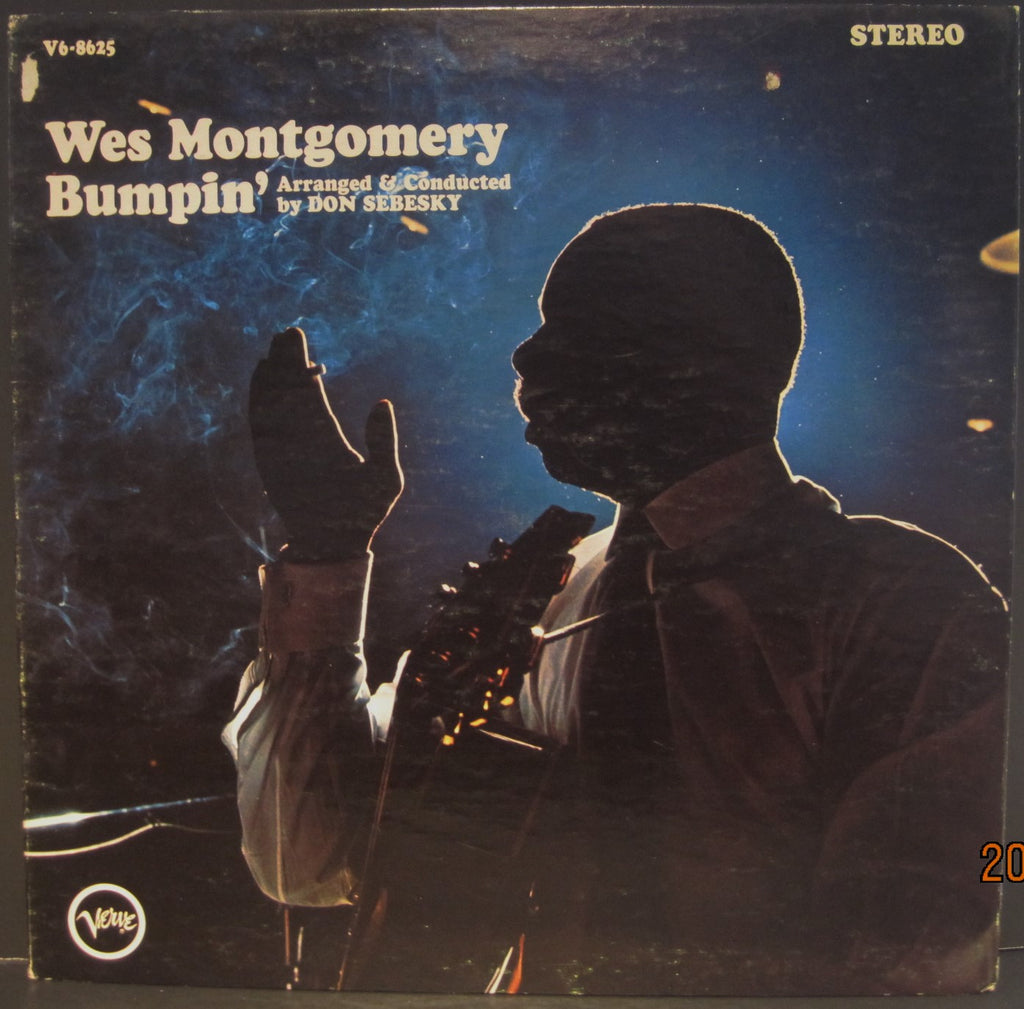 "Wes Montgomery ""Bumpin'"""