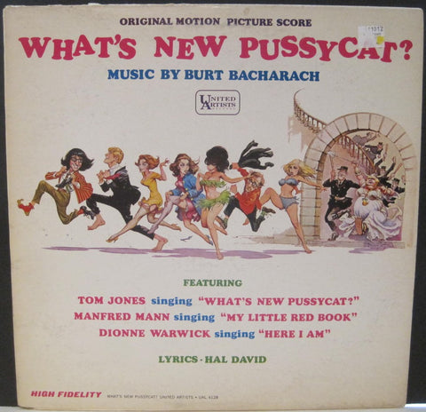 What's New Pussycat? - Burt Bacharach Soundtrack