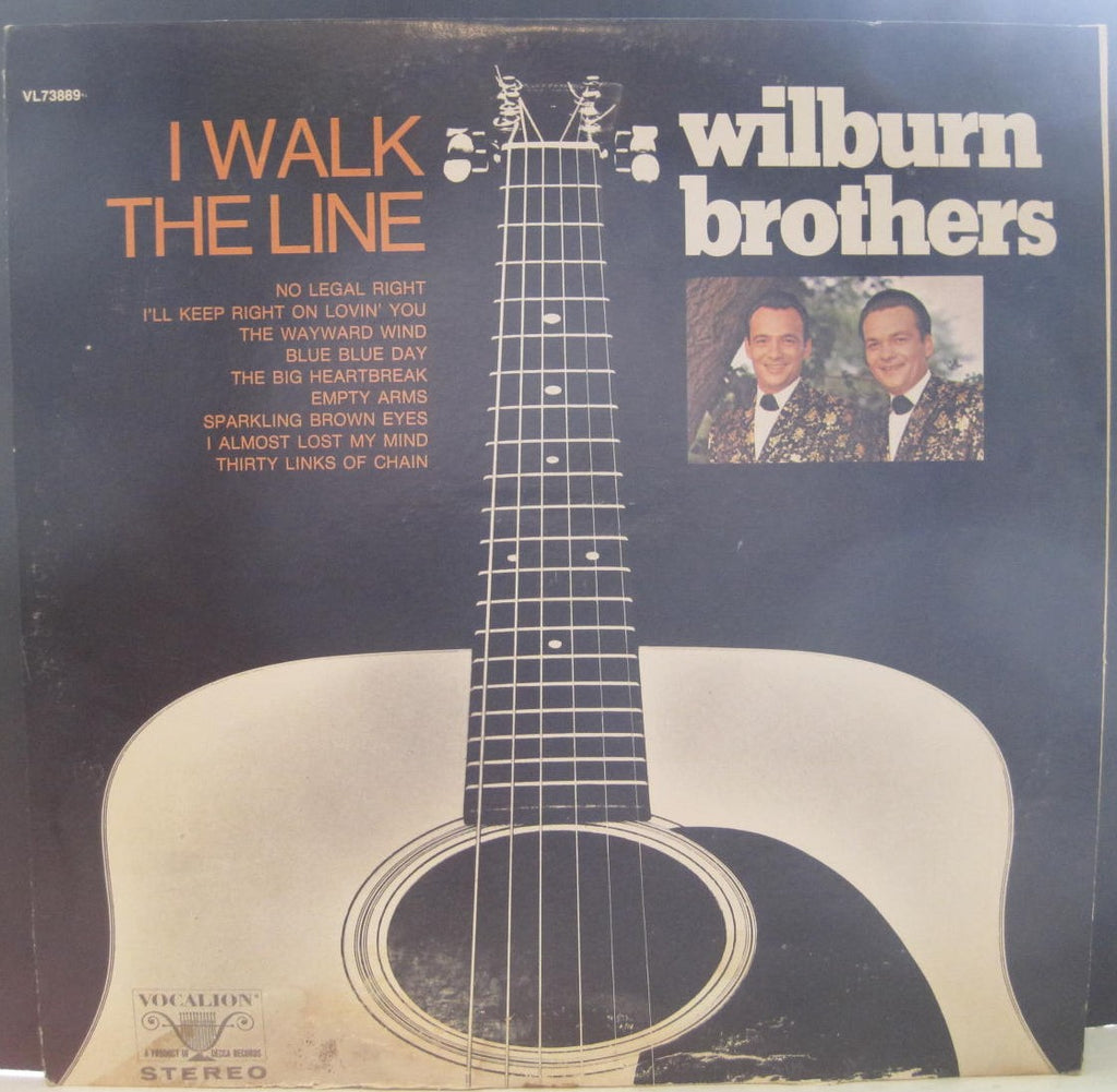 Wilburn Brothers - I Walk The Line