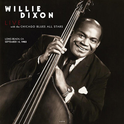 Willie Dixon & the Chicago Blues All Stars 1983 - import 180g LP