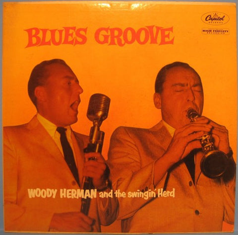 Woody Herman - Blues Groove