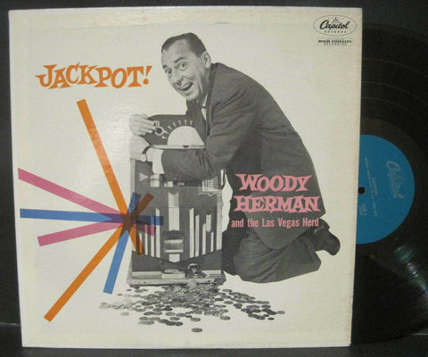 Woody Herman and The Las Vegas Herd -Jackpot!