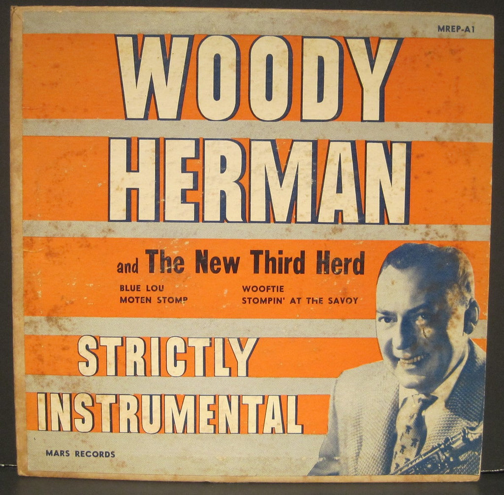 "Woody Herman ""Strictly Instrumental"""